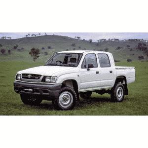 Hilux - 1997 to 2005 IFS