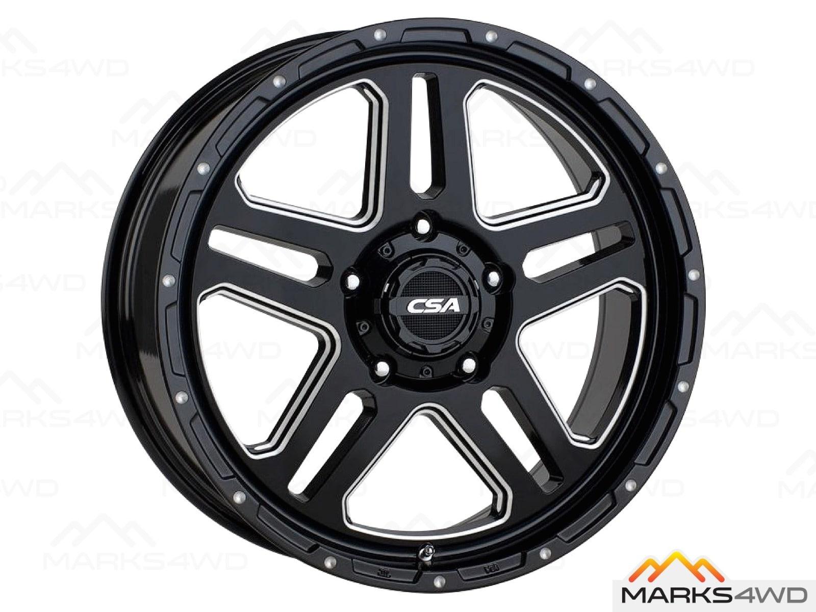 CSA Bronx Wheel