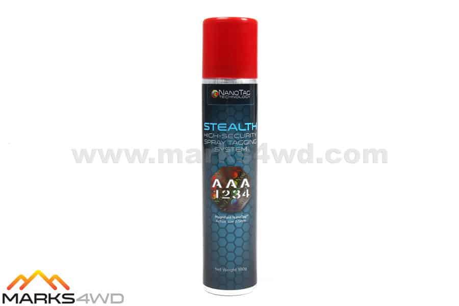 Nano Tag Water Based Aerosol Can - AER001