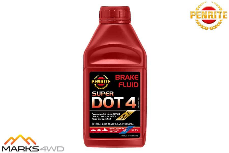 Penrite Super Dot 4 Brake Fluid