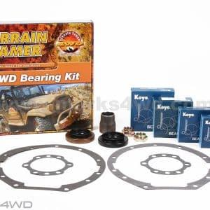 LandCruiser Front & Prado & Hilux - Rear (Factory Diff Lock)