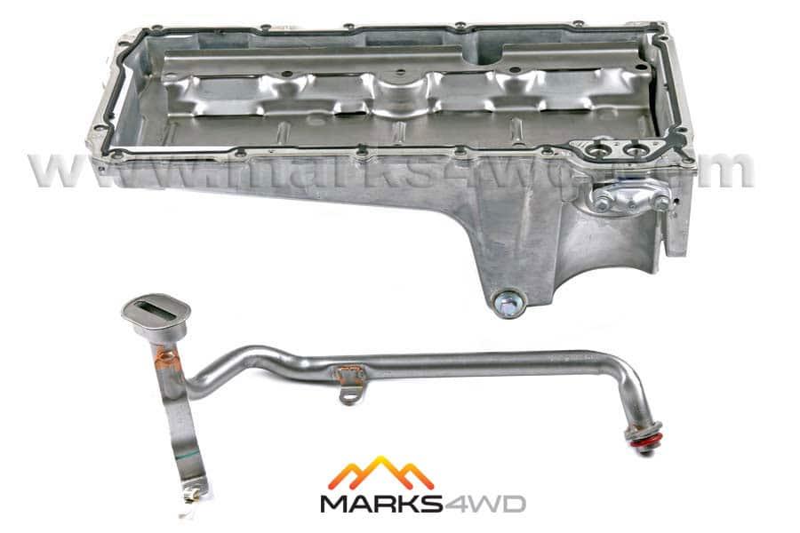 LS V8 rear drop engine sump & pick-up
