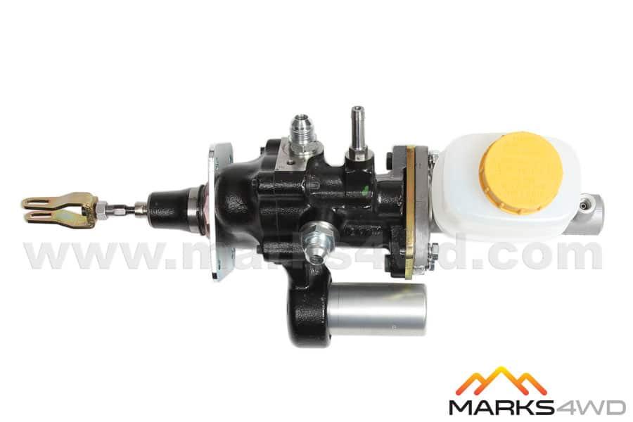 Hydraulic Brake Booster Upgrade - Nissan Patrol GU - Chev V8 Diesel