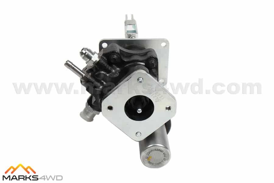 Hydraulic Brake Booster Upgrade - HZJ75 Toyota Landcruiser