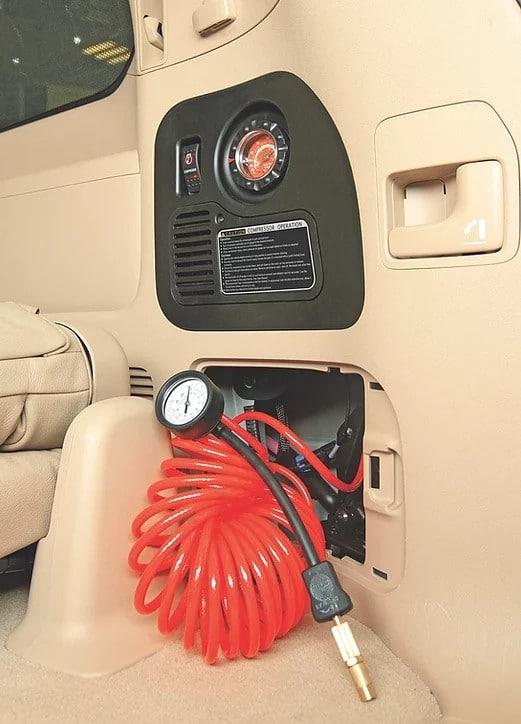 Toyota LandCruiser 200 Series Air Compressor