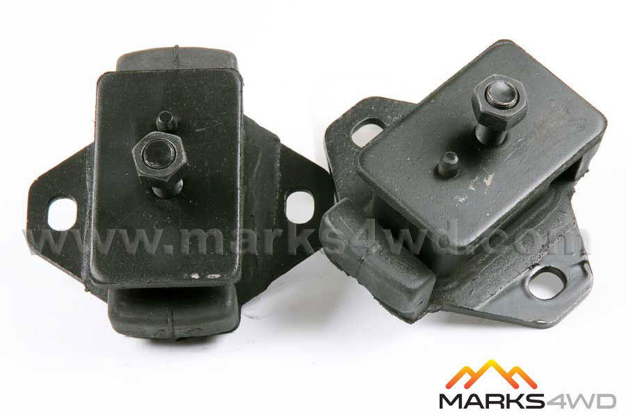 Engine mount rubbers Toyota Hilux 4 cylinder