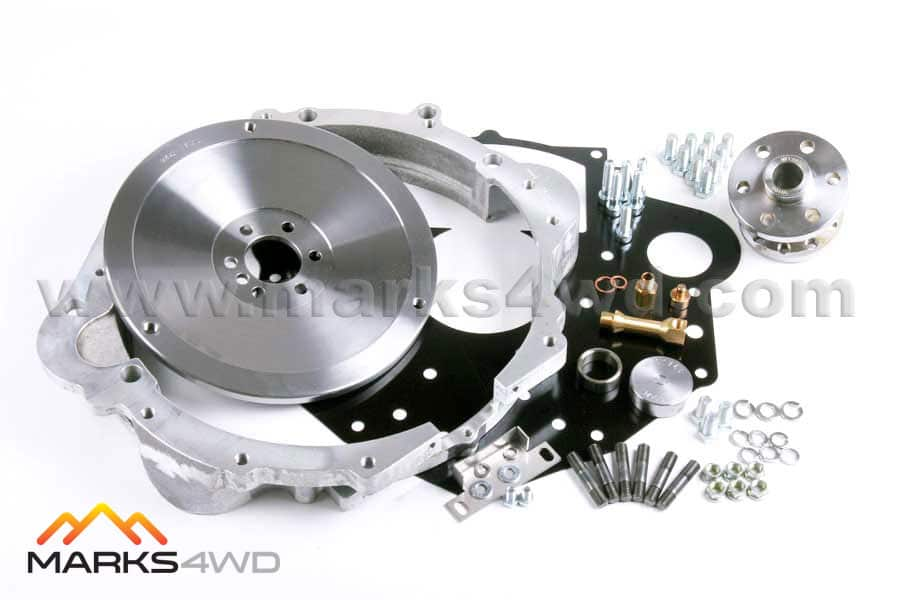 LS series V8 to LandCruiser 4.5L 4-speed auto