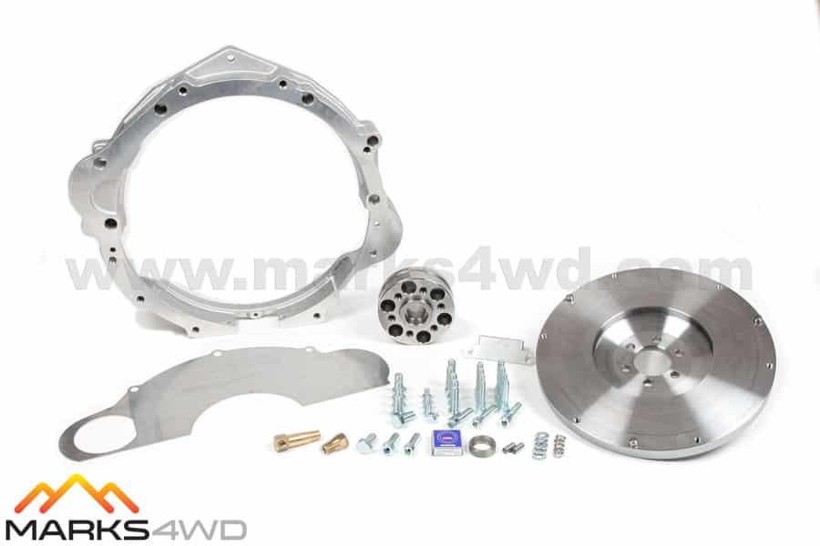 Chev V8 diesel to Landcruiser 4.2L 5-speed manual