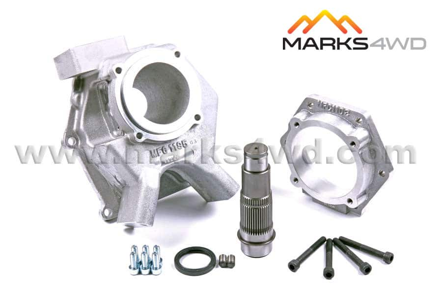 4L60E 6 bolt to LandCruiser 5-speed manual HF1A transfer case