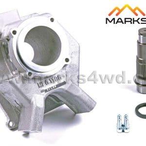 4L60E to LandCruiser 5-speed Manual HF2A Transfer Case