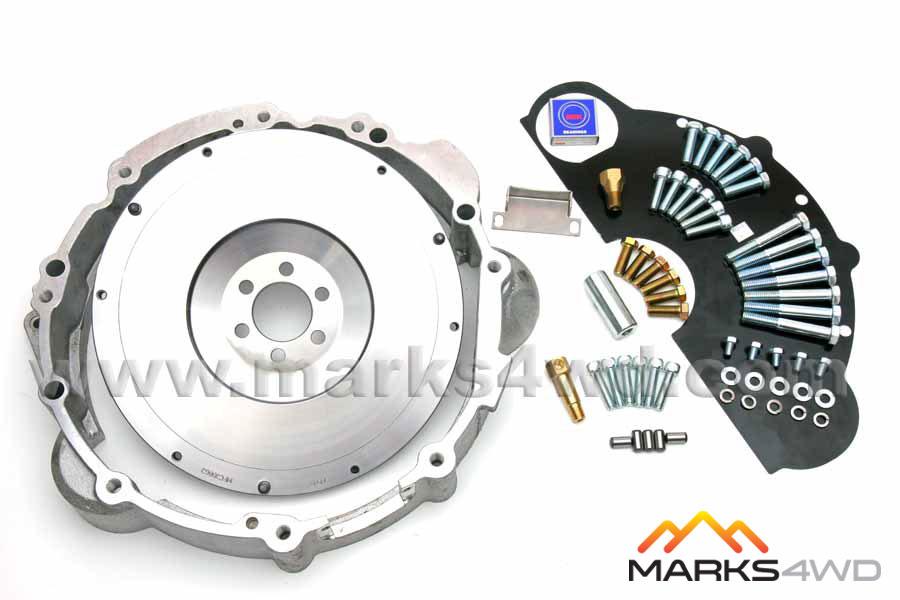 Chev V8 diesel to LandCruiser 4.0L 3F 5-speed manual