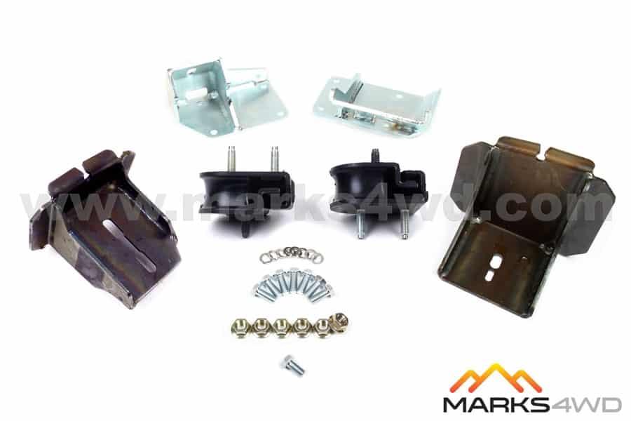 Engine mount kit to suit LS1 & LS2