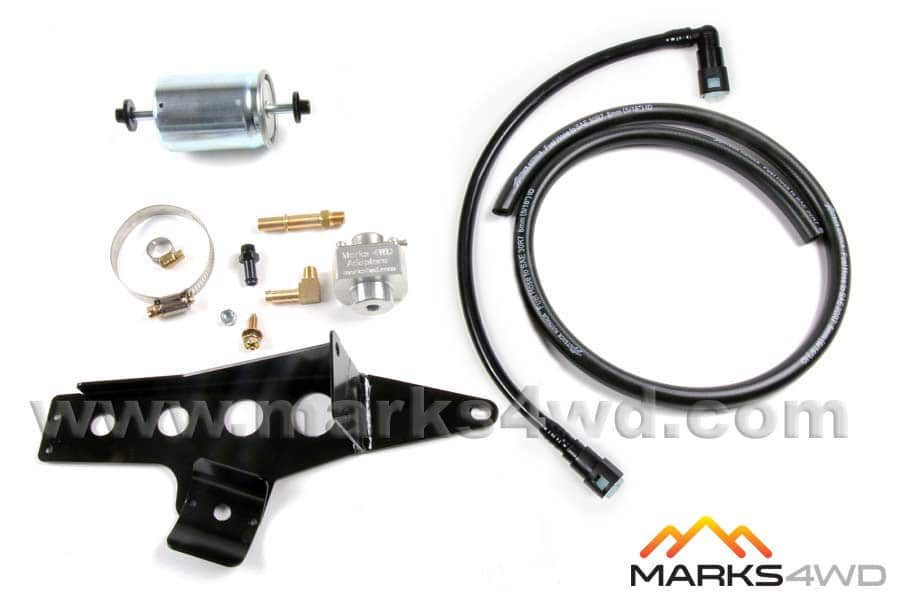 Fuel regulator kit LS series engine to Patrol GU TB45