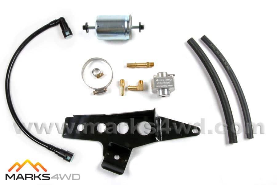 Fuel regulator kit LS series engine to Patrol GU ZD30
