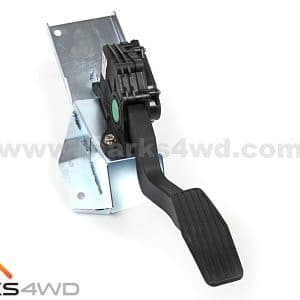 LS2/LS3 VF drive by wire pedal bracket kit - Patrol GU / Y61 - Note: Pedal not included in kit