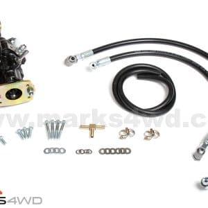 Hydraulic Brake Booster Upgrade - Nissan Patrol GU - ZD30 TD42