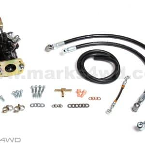 Hydraulic Brake Booster Upgrade - Nissan Patrol GU - LS1 LS2 VZ V8 (ABS)