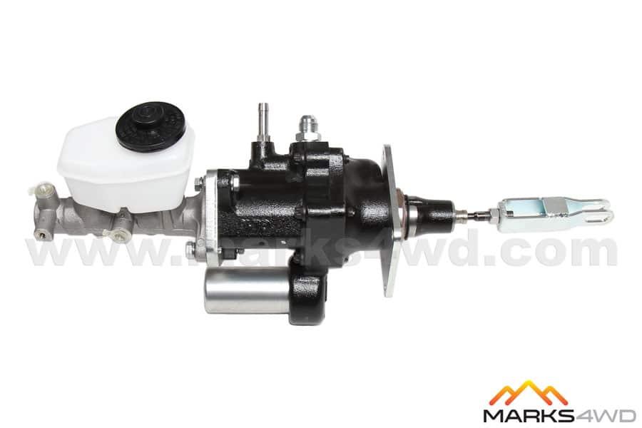 Hydraulic Brake Booster Upgrade - Toyota Landcruiser HZJ76, 78, 79 & HDJ78, 79