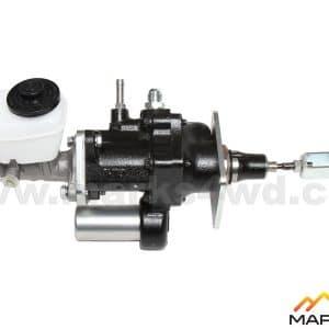 Hydraulic Brake Booster Upgrade - Toyota LandCruiser VDJ76, 78, 79 (ABS)