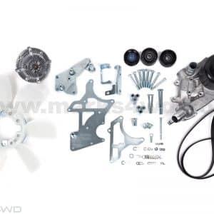 Alternator Relocation & Engine Driven Fan Kit LSA