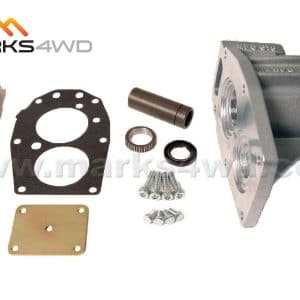 4L60E to Hilux 4-speed gear driven transfer case