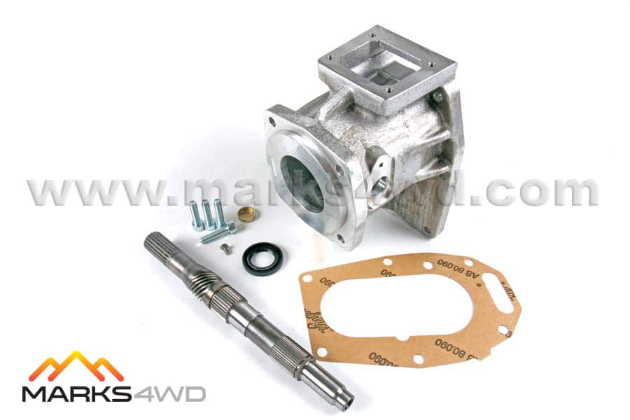 TH700 to Hilux 5-speed gear driven transfer case