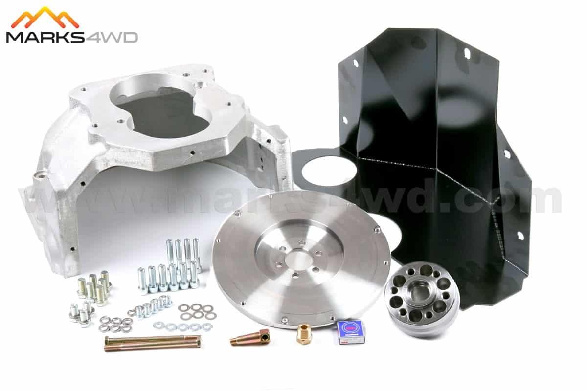 Chev V8 Diesel (6.2 & 6.5) - LandCruiser manual (10/1984 on)