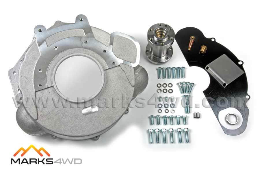 Chev V8 168T Flywheel (early) - LandCruiser petrol F series auto