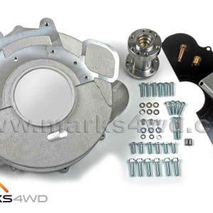Chev V8 (late) - LandCruiser petrol F series auto