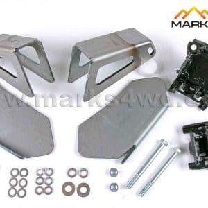 Engine mount kit Chev V8 to Landcruiser 60 series