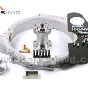Chev V8 Diesel - Nissan ZD30 Auto