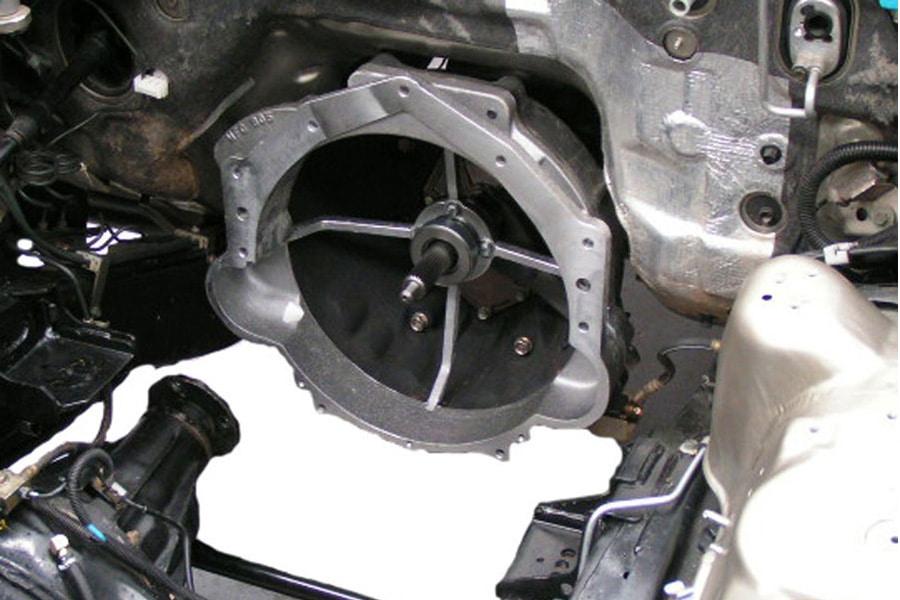 Chev V8 petrol 168T - Patrol manual