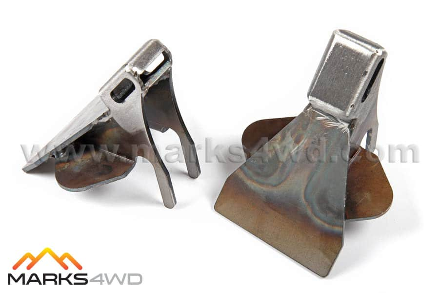Chassis posts to suit Holden V8 - MFK625H