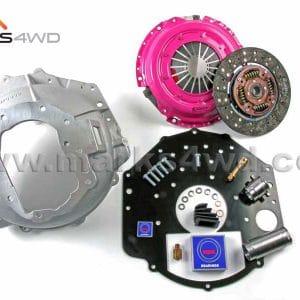 LS series V8 - Toyota R150F & R151F 5-speed manual