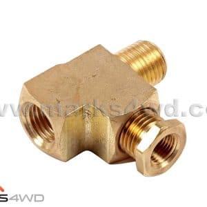 Oil pressure sensor adaptor Commodore V6 & V8