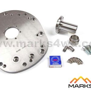 Toyota Hilux R150 / R151 to G52 Adaptor Plate