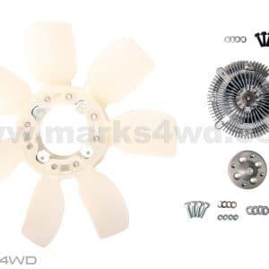 Reverse Rotation Fan Kit - Chev diesel late -MFK781DRRF