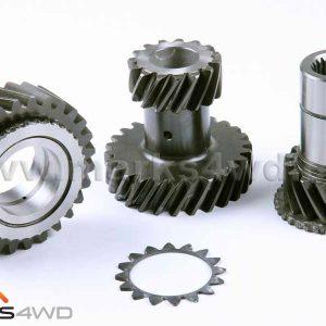 Mitsubishi Gen1 Low Range Gears 48% - 2.85:1 Reduction - Manual