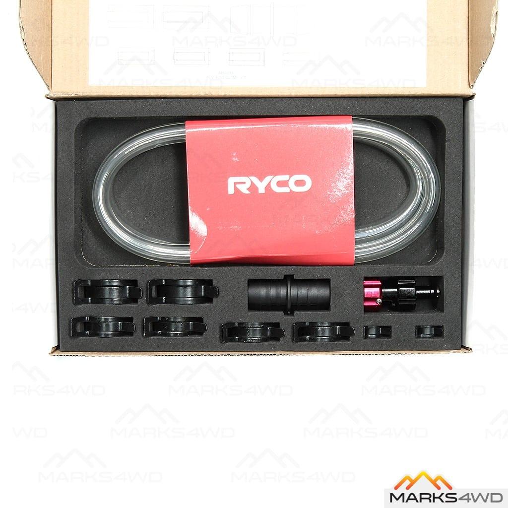 Ryco Catch Can - Diesel Fuel Separator - Toyota Landcruiser 70 Series