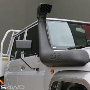 """Safari Armax 4"""" Snorkel - 1VD 70 Series LandCruiser"""