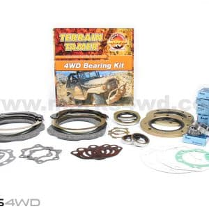 Swivel Housing Kit with Wheel Bearings to suit Toyota LandCruiser 80 and 100 Series