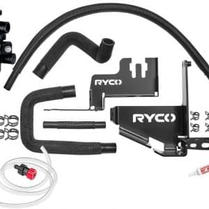 Ryco Catch Can - Diesel Fuel Separator kit - Holden Colorado RG 2.8L