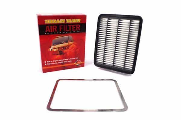 Air Filter and Dusting Shim Kit